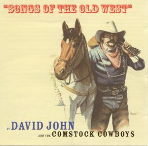 Cover on Songs Of The Old West